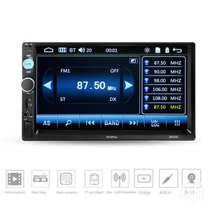 """Car Radio HD 7"""" Touch Screen Stereo Bluetooth 12V   Vehicle Parts & Accessories for sale in Kampala"""