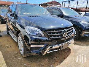 Mercedes-Benz M Class 2015 Black | Cars for sale in Kampala
