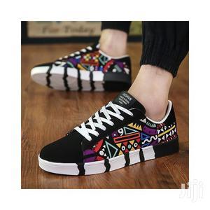 Men's Lace-up Designer Shoes - Multi-color | Shoes for sale in Kampala