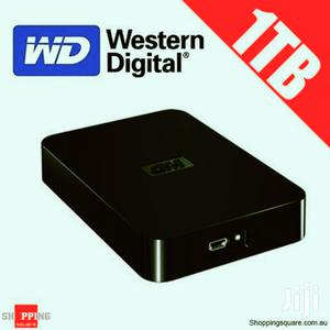 WD External Hard Disk 1TB | Computer Hardware for sale in Kampala