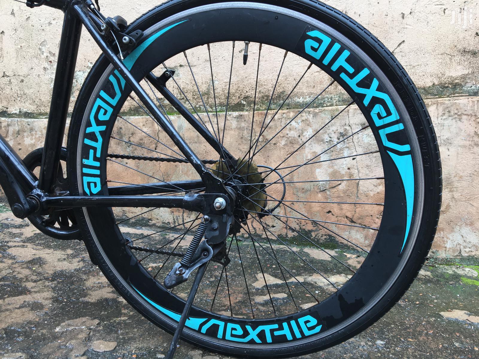 Nexthie Black Sport Road Bike.   Sports Equipment for sale in Kampala, Uganda