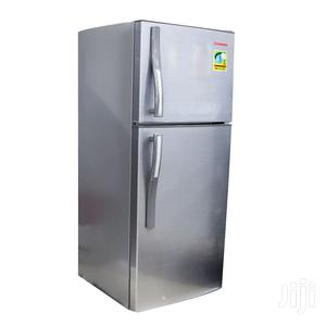 Changhong Double Door Refrigerator 155L   Kitchen Appliances for sale in Kampala