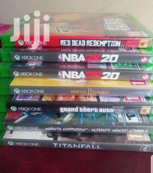 Xboxone Video Games   Video Games for sale in Kampala