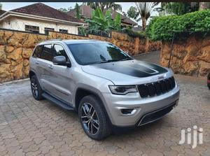 Jeep Grand Cherokee 2017 Gray | Cars for sale in Kampala