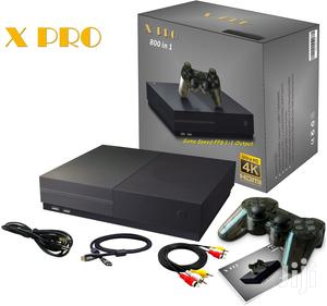 Classic Game Console X Pro 800 Games in 1 | Video Game Consoles for sale in Kampala