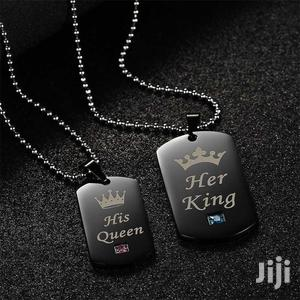 Queen and King Pendants | Jewelry for sale in Kampala