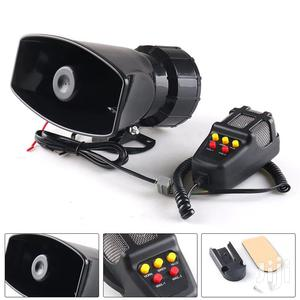 12V 80W 5-sound Loud Car Warning Alarm Police Fire Siren | Vehicle Parts & Accessories for sale in Kampala