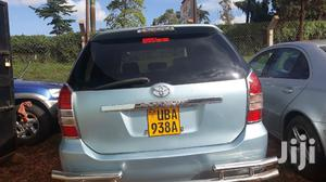 Toyota Wish 2019 Blue   Cars for sale in Kampala
