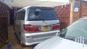 Toyota Alphard 2008 Silver | Cars for sale in Kampala