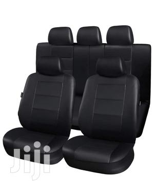 Full Set Car Seat Covers Black   Vehicle Parts & Accessories for sale in Kampala