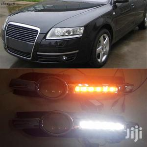 AUDI A6 C 2007 2008 LED DRL Daytime Running Lights | Vehicle Parts & Accessories for sale in Kampala
