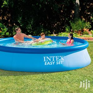 Intex Easy Set Home Pool | Sports Equipment for sale in Kampala