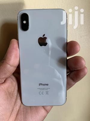 Apple iPhone X 256 GB Silver   Mobile Phones for sale in Kampala