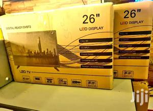 New LG Flat Screen TV 26 Inches | TV & DVD Equipment for sale in Kampala