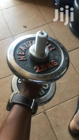 Dumbbells Weights | Sports Equipment for sale in Kampala
