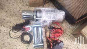 Car Winch. For Heavy Duty 4x4   Vehicle Parts & Accessories for sale in Kampala