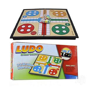 Magnetic Ludo Board Game   Books & Games for sale in Kampala