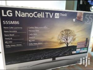 Brand New Lg 55inches Nano Cell Smart Super UHD 4k | TV & DVD Equipment for sale in Kampala