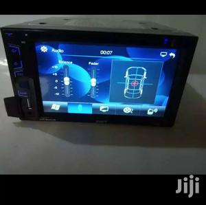 Amplified Car Radio With Screen And All FM | Vehicle Parts & Accessories for sale in Kampala