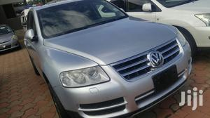 Volkswagen Touareg 2006 Silver   Cars for sale in Kampala