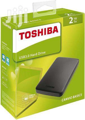 2 TB TOSHIBA External Portable 2TB Hard Disk | Computer Hardware for sale in Kampala