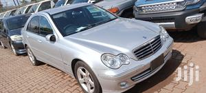 New Mercedes-Benz C180 2007 Silver | Cars for sale in Kampala