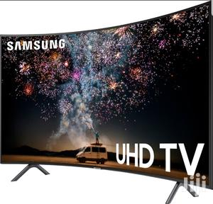 Brand New Samsung 55inches Smart Curved 4k Uhd | TV & DVD Equipment for sale in Kampala