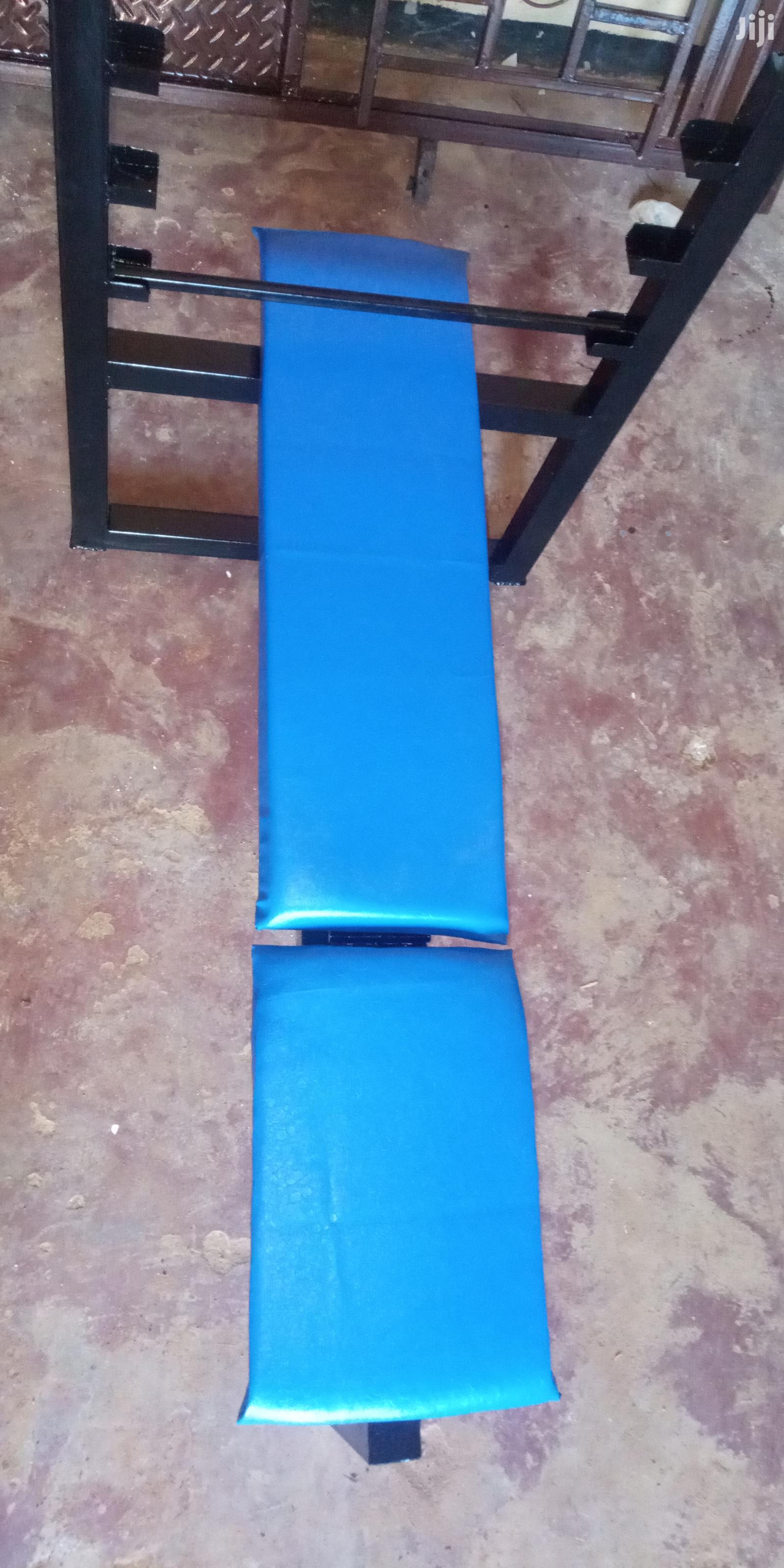 Gym Bench Adjustable   Sports Equipment for sale in Kampala, Uganda