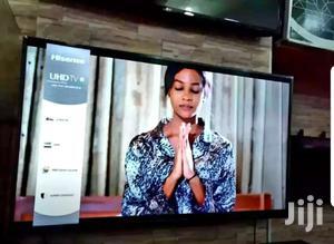 50inches Hisense Smart UHD 4k TV | TV & DVD Equipment for sale in Kampala