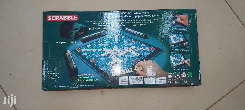 Scrabble Game   Books & Games for sale in Kampala, Uganda