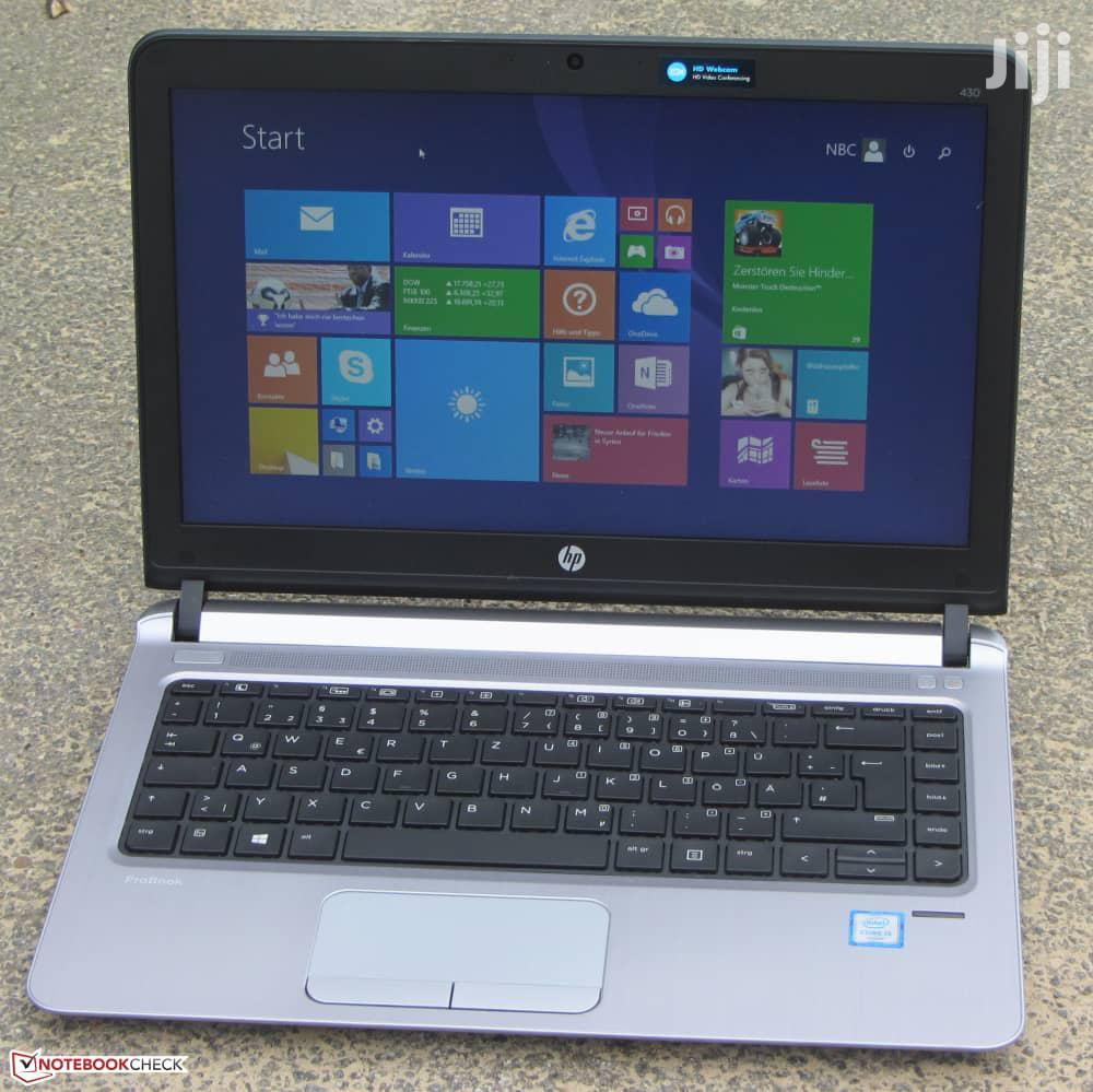 Laptop HP ProBook 430 G1 4GB Intel Core I5 HDD 500GB | Laptops & Computers for sale in Kampala, Uganda