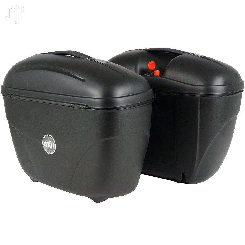 Givi Motorcycle Side Boxes / Panniers