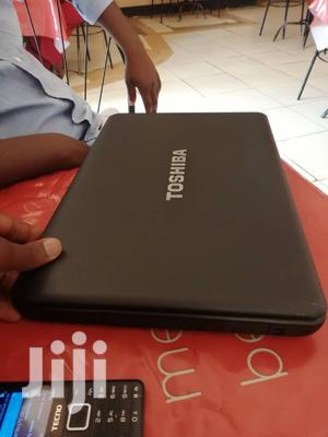 Laptop Toshiba 4GB Intel Core I3 HDD 500GB   Laptops & Computers for sale in Kampala