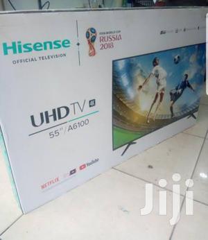 Brand New Hisense 55inches Smart Uhd 4k | TV & DVD Equipment for sale in Kampala