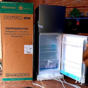 170L Hisense Double Door Fridge | Kitchen Appliances for sale in Kampala