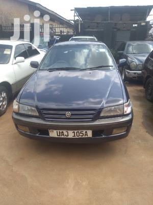 Toyota Premio 1996 Blue   Cars for sale in Kampala