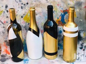 Flower Vase Art Bottles | Arts & Crafts for sale in Kampala