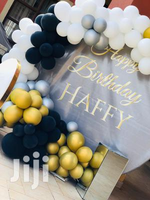 Luxury Birthday Setup | Party, Catering & Event Services for sale in Kampala