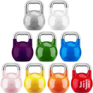 Kettlebells For Gymnastics | Sports Equipment for sale in Kampala