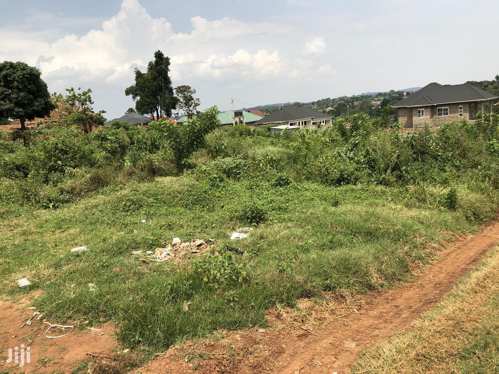 Kira Kimwani 25 Decimals Near Tarmack Beautiful Land on Sell