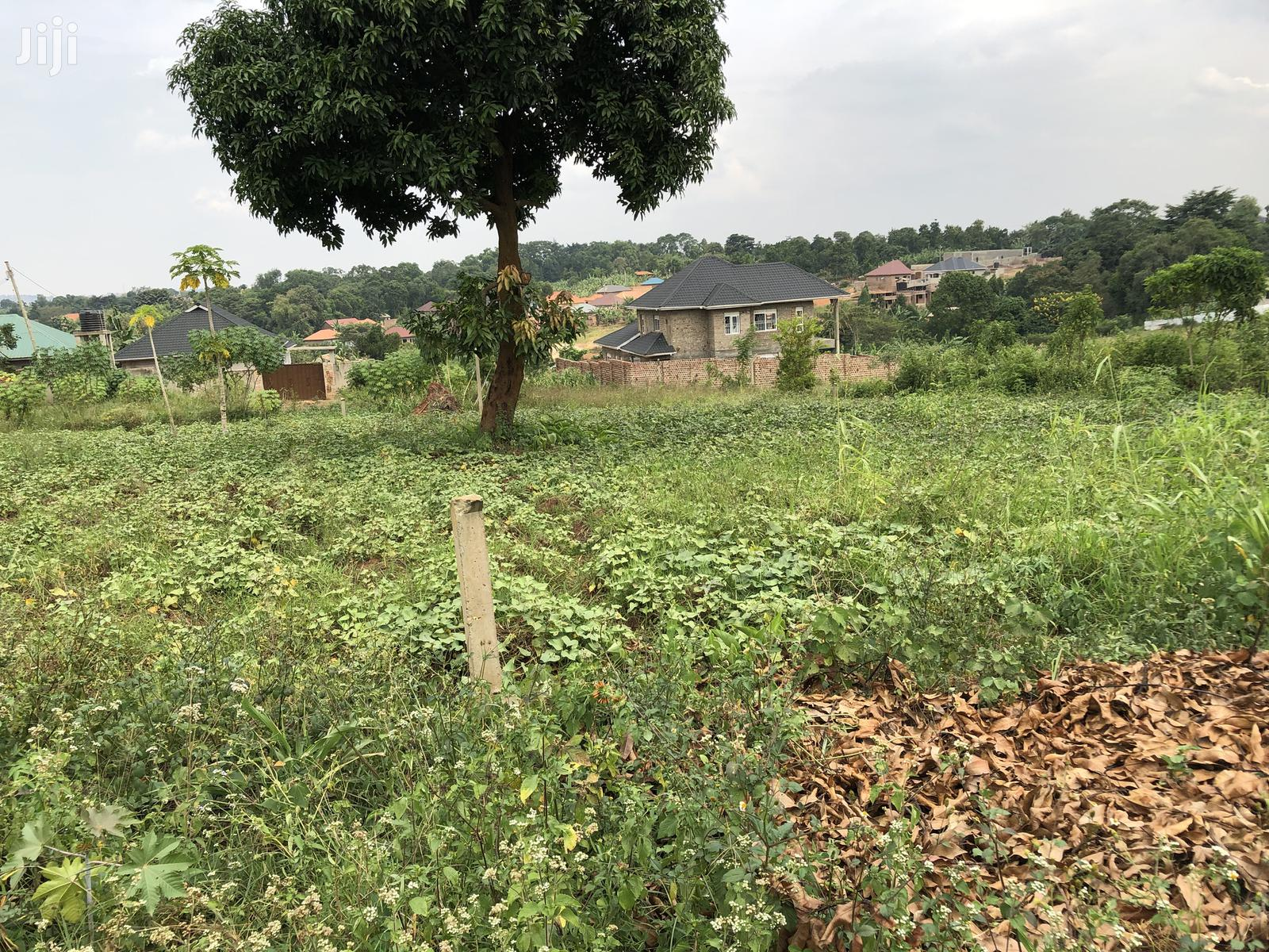 Kira Kimwani 25 Decimals Near Tarmack Beautiful Land on Sell | Land & Plots For Sale for sale in Kampala, Uganda