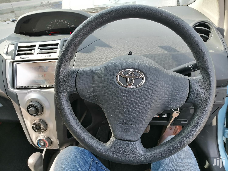 Toyota Vitz 2006 Blue | Cars for sale in Kampala, Uganda