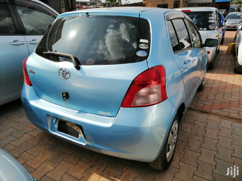 Toyota Vitz 2006 Blue