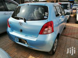 Toyota Vitz 2006 Blue | Cars for sale in Kampala