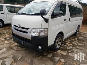 Toyota HiAce 2014 White   Buses & Microbuses for sale in Kampala
