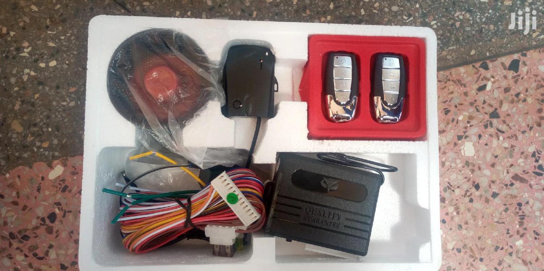 Archive: Car Alarms