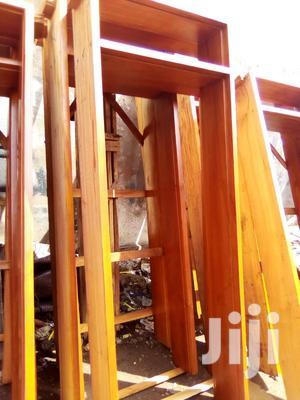 Wooden Door Frames | Doors for sale in Kampala