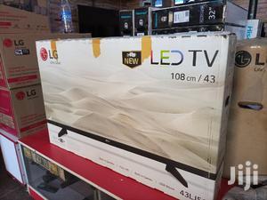 New LG 43 Inches LED Digital/Satellite Flat Screen Tv, Web. | TV & DVD Equipment for sale in Kampala