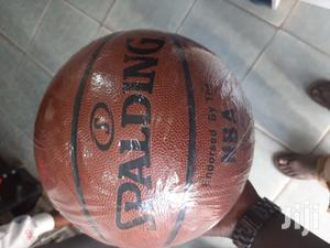 Spalding Basket Ball   Sports Equipment for sale in Kampala
