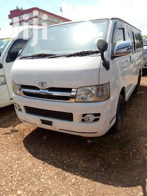 Toyota Hiace Super GL Delivery Van (Without Seats)   Buses & Microbuses for sale in Kampala